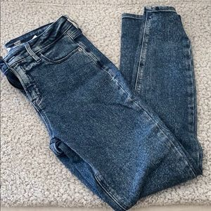 New Old Navy high waisted jeans (price firm)